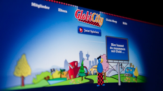 Globi City : Online Game